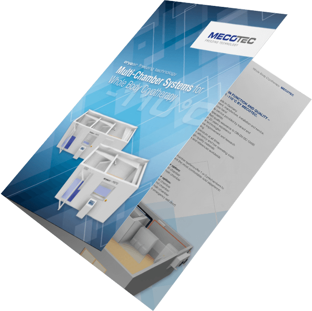 Brochure CryoAir -110° Mecotec France