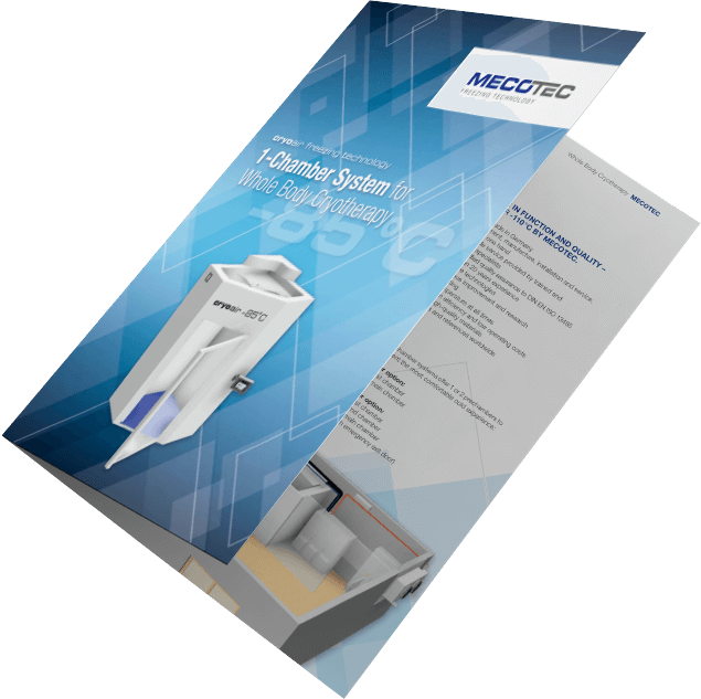 Brochure CryoAir -85° Mecotec France